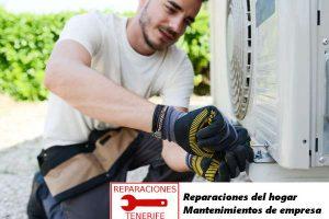 reparacion aire acondicionado tenerife