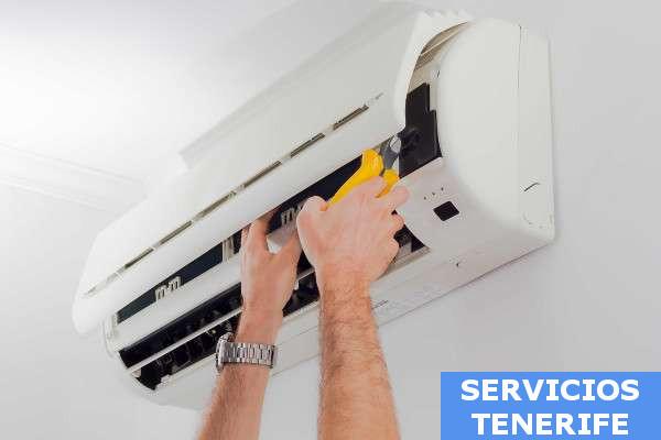 aire acondicionado instalacion manitas a domicilio