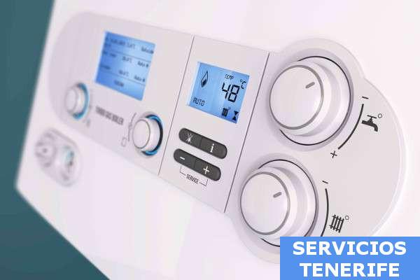 termos agua electricos Tenerife